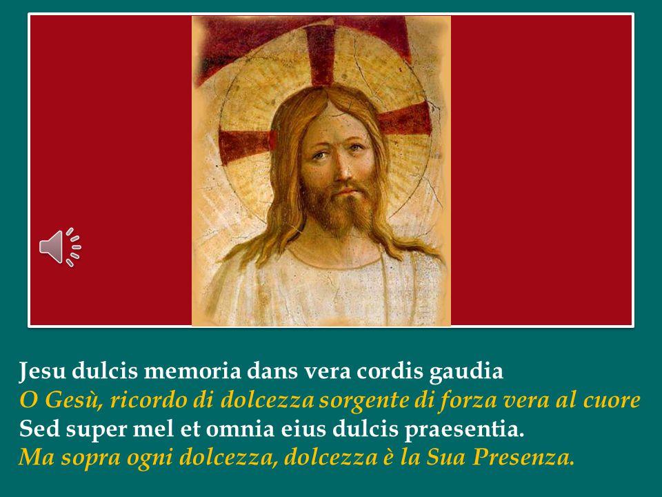Come scriveva san Pietro Favre, «non cerchiamo mai in questa vita un nome che non si riallacci a quello di Gesù» (Memoriale, 205). E preghiamo la Mado