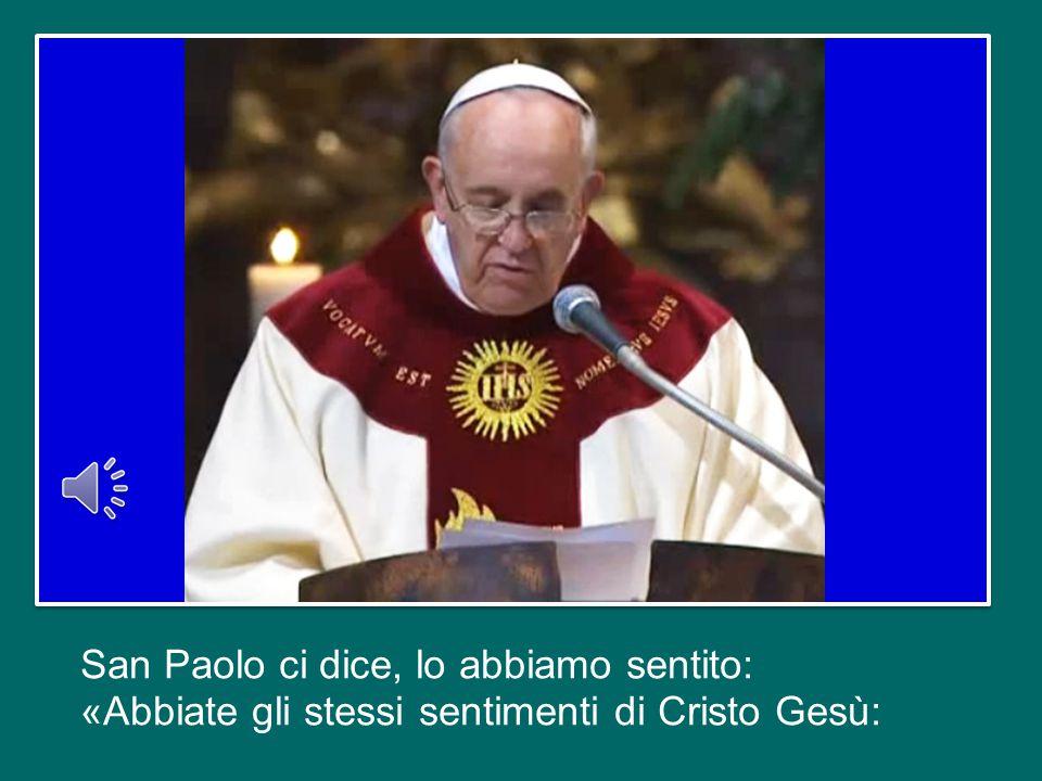 Favre prova il desiderio di «lasciare che Cristo occupi il centro del cuore» (Memoriale, 68).