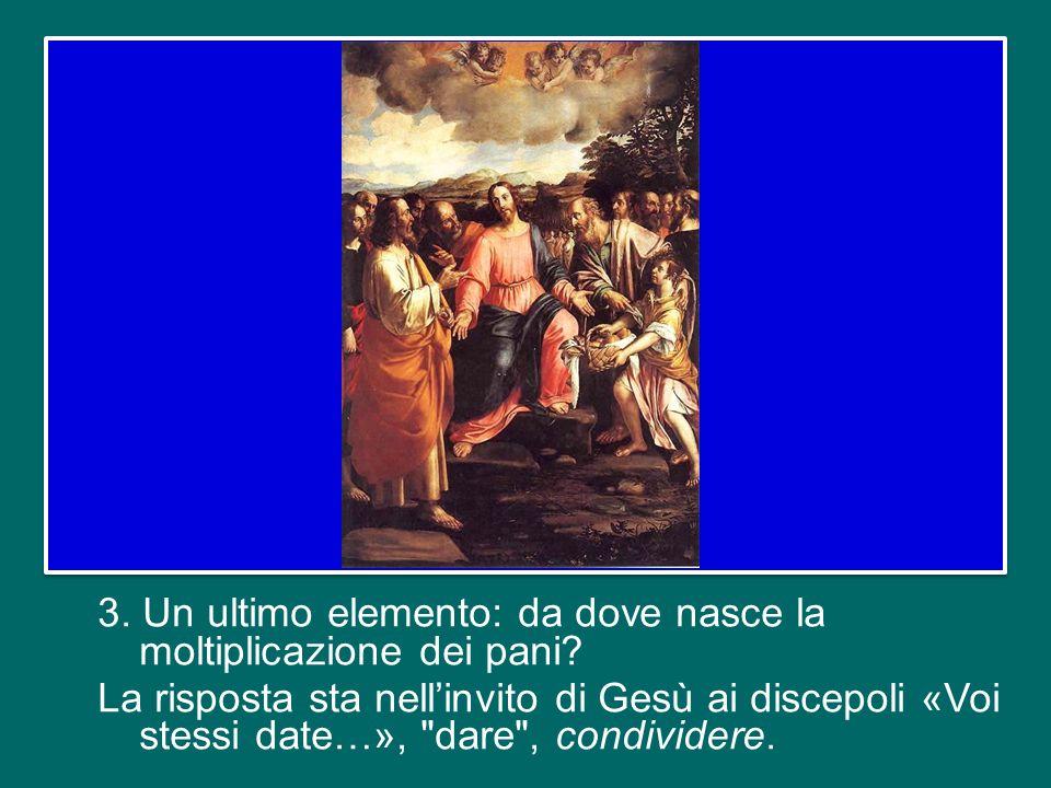 Allora dovremmo chiederci tutti davanti al Signore: come vivo io l'Eucaristia? La vivo in modo anonimo o come momento di vera comunione con il Signore