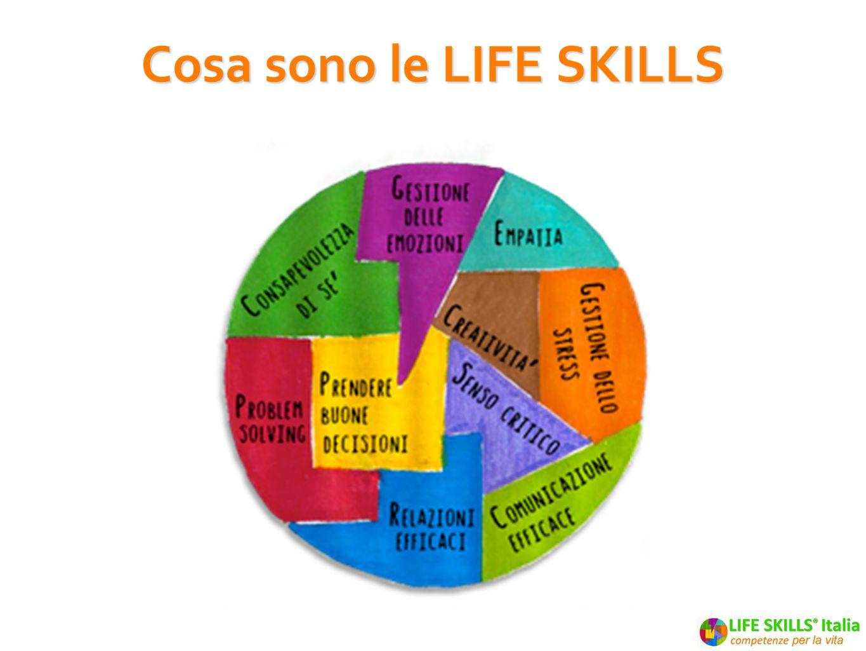 LIFE SKILLS adattivo Abilità per un comportamento adattivo e positivo che rendono gli individui capaci di affrontare efficacemente le richieste e le sfide della vita quotidiana O.M.S.