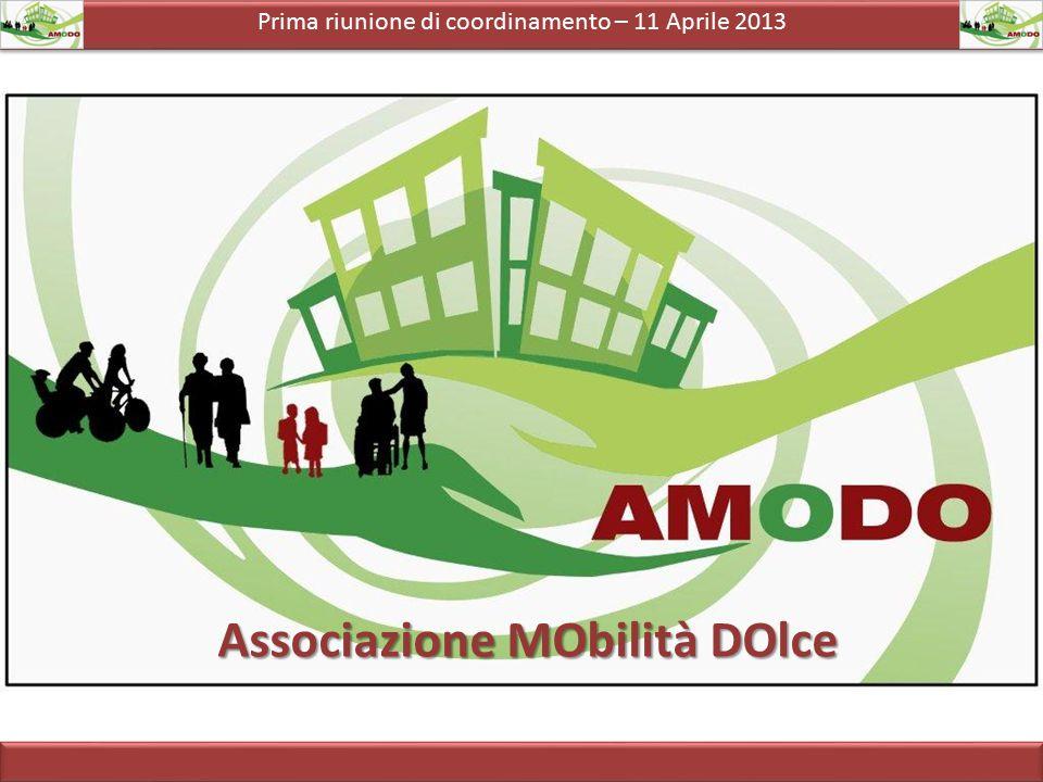 Prima riunione di coordinamento – 11 Aprile 2013 La realtà Progresso lento, molte barriere ed intoppi al cambiamento