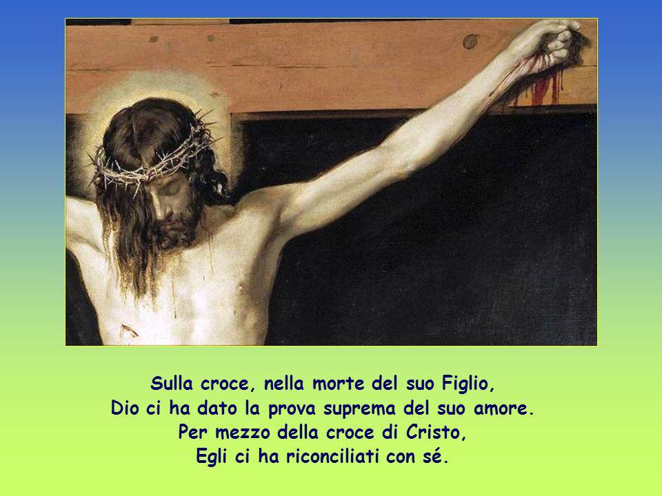 E' l'esortazione di Paolo ai Corinzi che segue il grande annuncio, cuore di tutto il Vangelo: Dio ha riconciliato il mondo a sé per mezzo di Cristo (