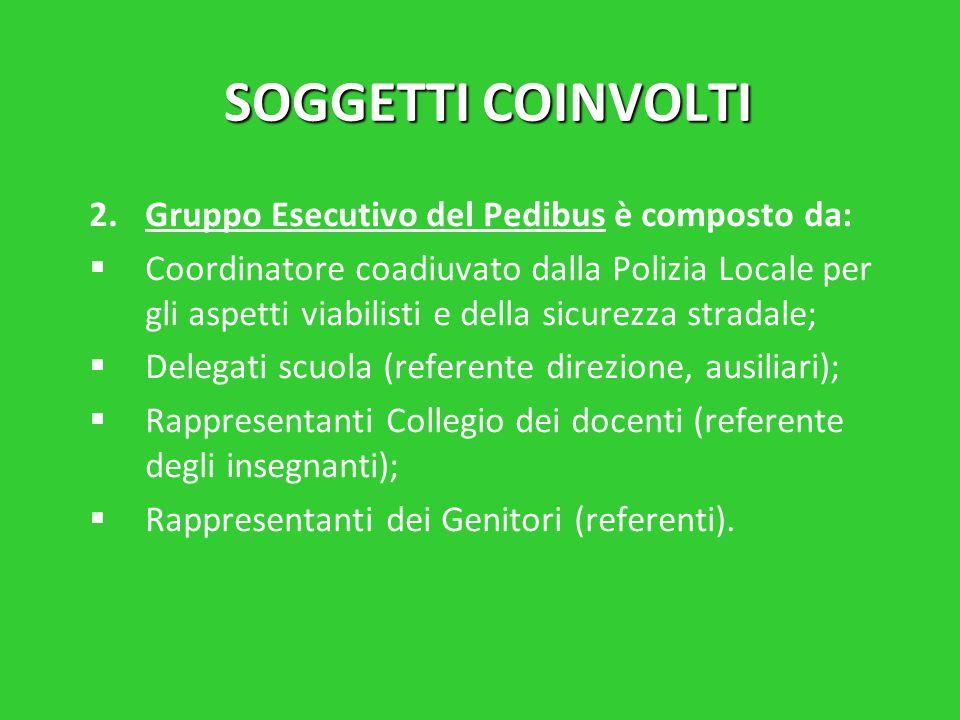 SOGGETTI COINVOLTI 3.3.