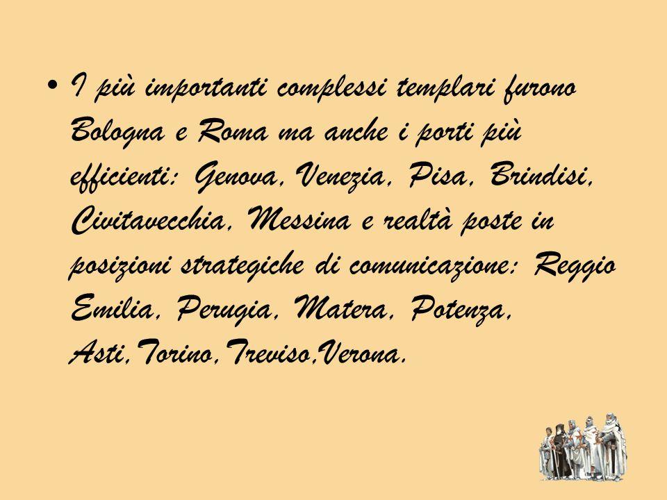 Divisione del potere La penisola italiana era stata divisa in due provincie: la Lombardia e la Puglia.
