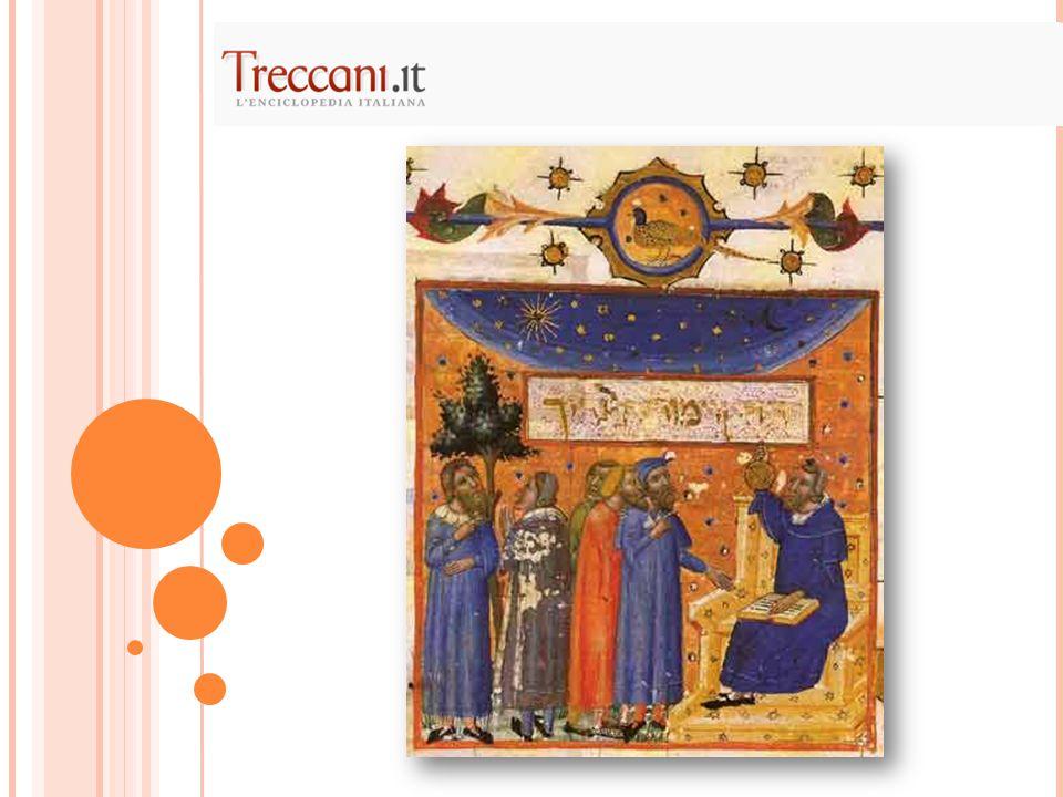 Saadia Gaon, considerato il fondatore della filosofia ebraica, tenta una sintesi tra legge ebraica e filosofia: fede e ragione hanno entrambe origine in Dio, quindi, per principio, non possono essere in contraddizione.