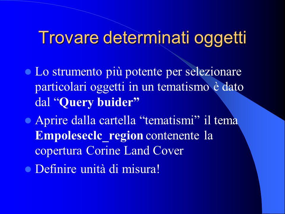 La sensibilità ambientale Lo strumento di gestione territoriale derivante da tale approccio è rappresentato dall'individuazione delle cosiddette aree sensibili.