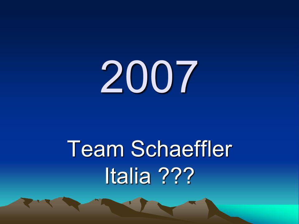Chi siamo Siamo tre amici (uno dipendente Schaeffler Italia ed uno Wpb) appassionati di ciclismo che con molto impegno e sacrificio tengono alto il nome di un Team molto piccolo ma altrettanto agguerrito.