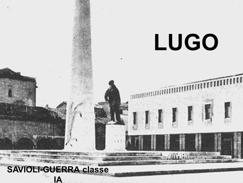 LUGO SAVIOLI-GUERRA classe IA