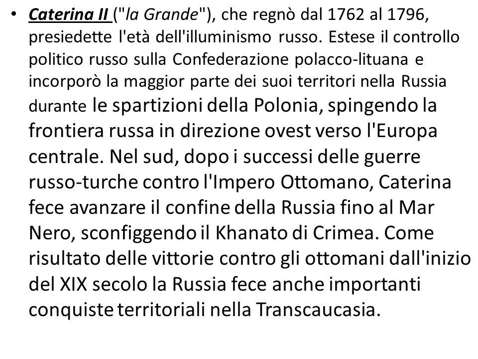 Caterina II (