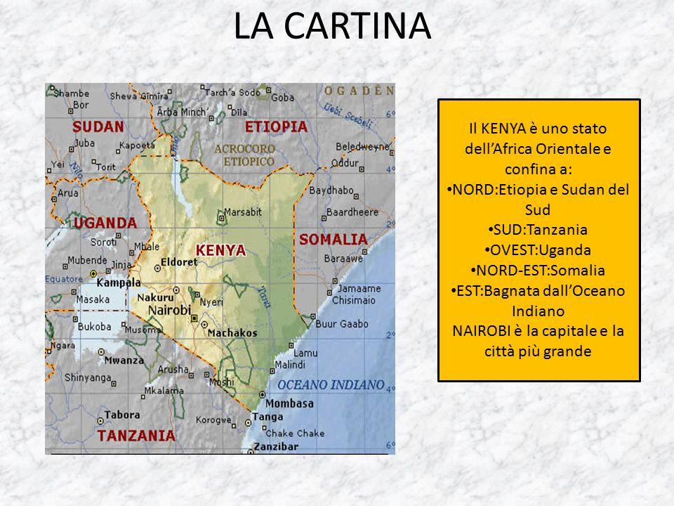 Malindi Cartina Geografica.Kenya Lessons Blendspace