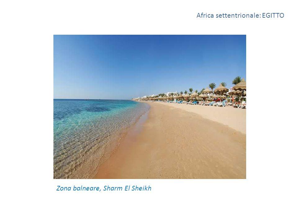 Africa settentrionale: EGITTO Zona balneare, Sharm El Sheikh