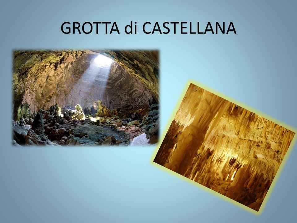 GROTTA di CASTELLANA