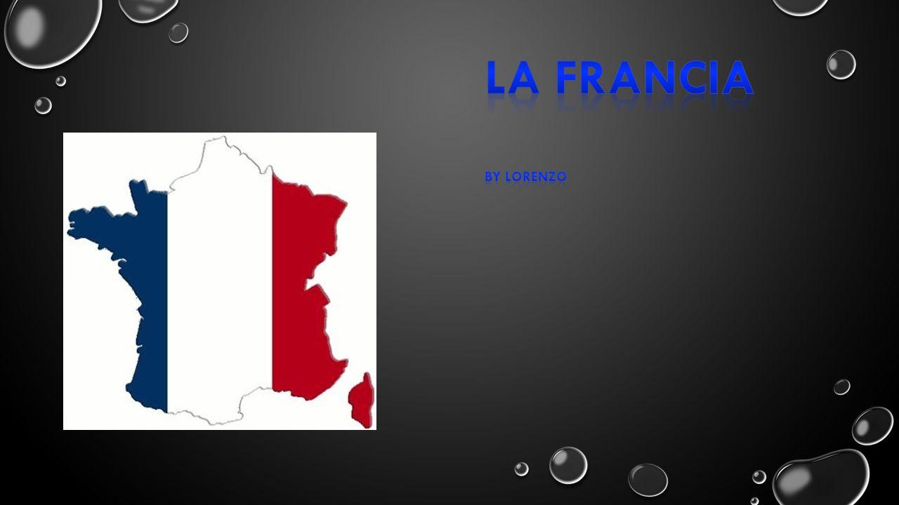 La Francia è situata nella parte medio-occidentale dell'Europa e inoltre è il paese più grande di essa.