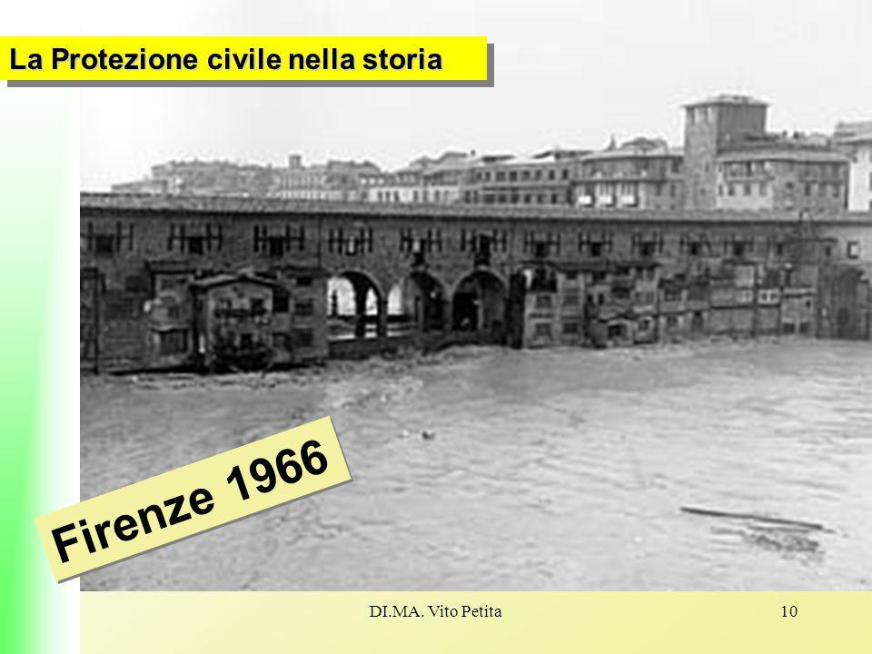 DI.MA. Vito Petita10 La Protezione civile nella storia Firenze 1966