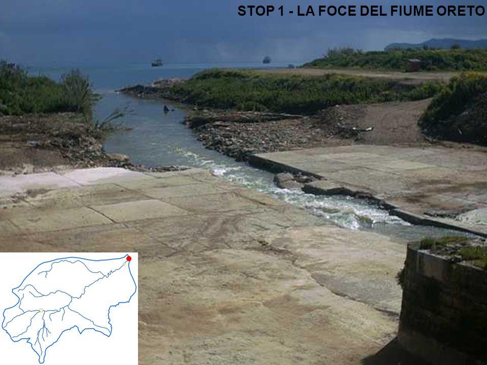 STOP 1 - LA FOCE DEL FIUME ORETO