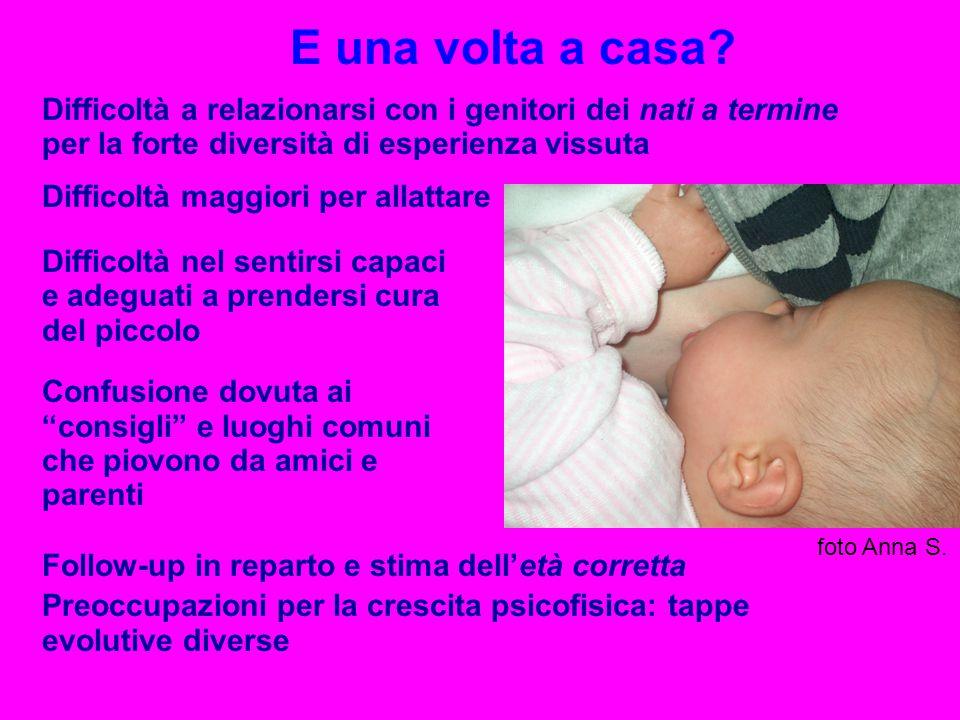 Sono tanti i piccoli che vengono alla luce prima della 37^ settimana di gravidanza e i genitori vivono questo evento con grande preoccupazione.