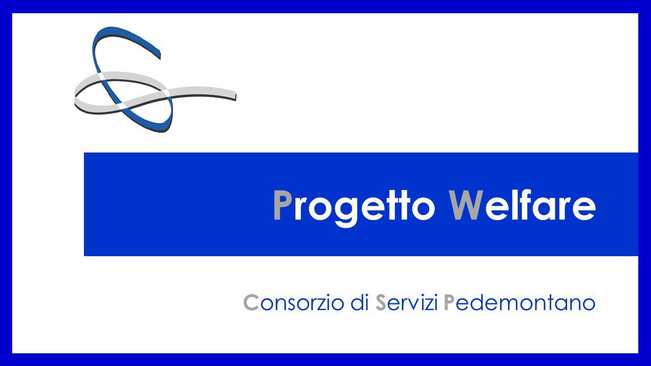 Progetto Welfare C onsorzio di S ervizi P edemontano