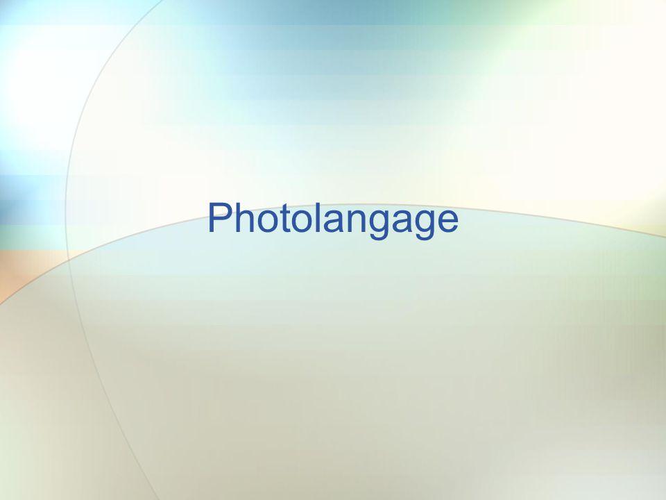 Come nasce il photolangage  Nasce in Francia nel 1965 in modo del tutto intuitivo e casuale.
