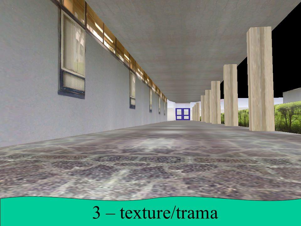 3 – texture/trama