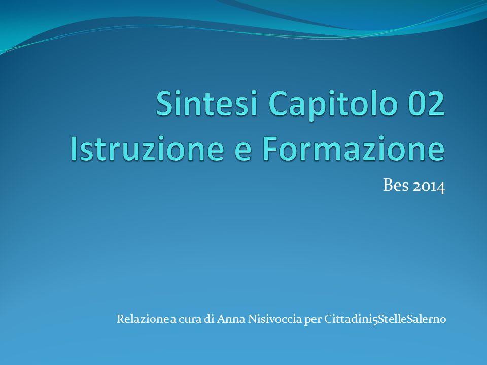 Bes 2014 Relazione a cura di Anna Nisivoccia per Cittadini5StelleSalerno