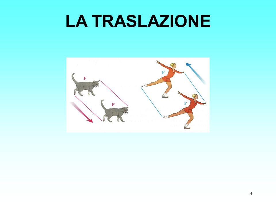 4 LA TRASLAZIONE