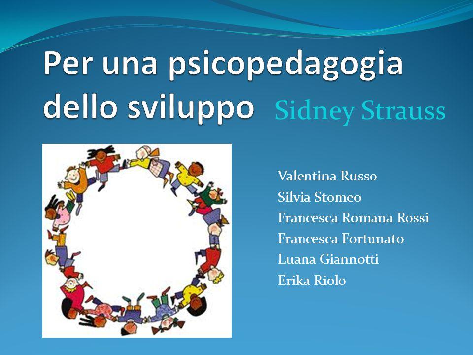 Avete mai sentito parlare di Sidney Strauss? Se sì, in quale ambito?