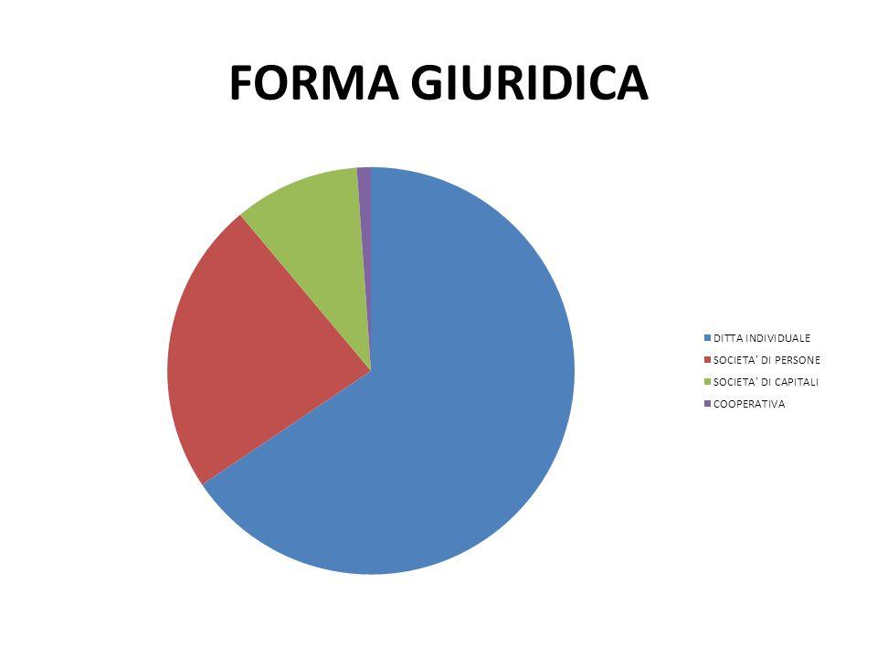 FORMA GIURIDICA