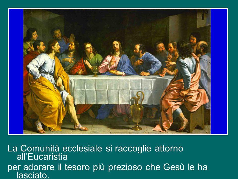 In Italia e in molti altri Paesi si celebra in questa domenica la festa del Corpo e Sangue di Cristo – si usa spesso il nome latino: Corpus Domini o Corpus Christi.