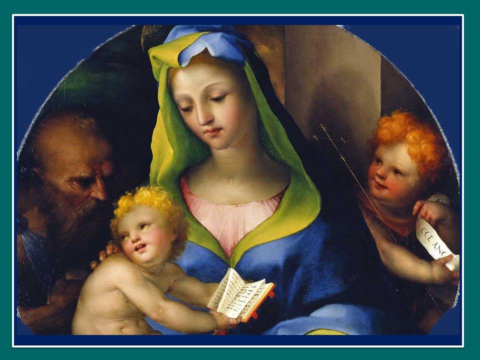 Gesù, Pane di vita eterna, è disceso dal cielo e si è fatto carne grazie alla fede di Maria Santissima.