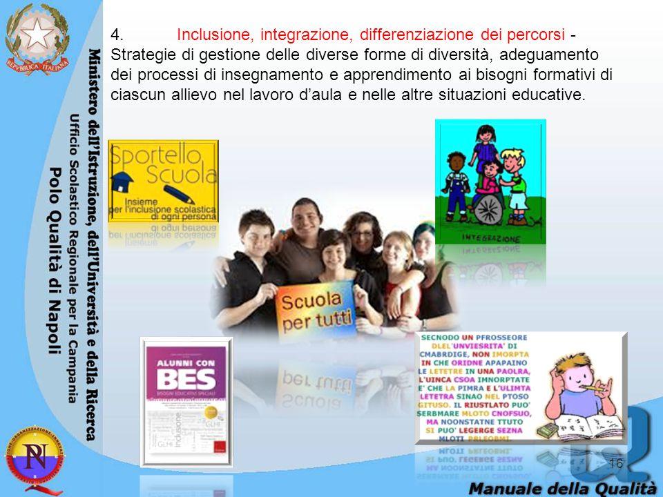 17 5.Continuità e orientamento -Attività per garantire la continuità dei percorsi scolastici.