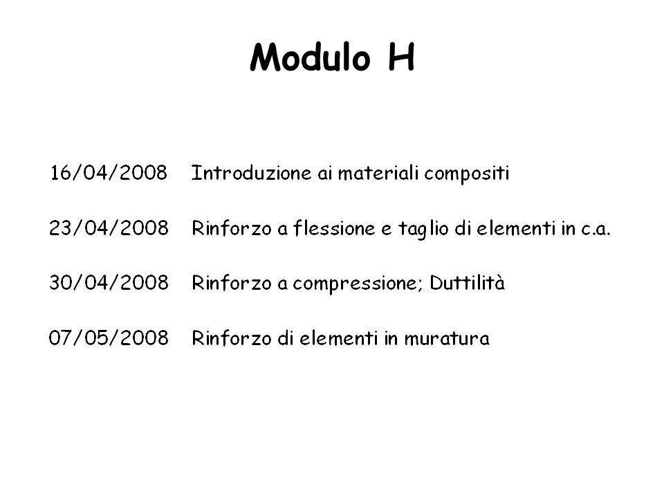 Modulo H