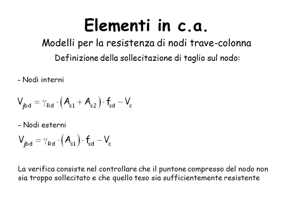 Elementi in c.a.