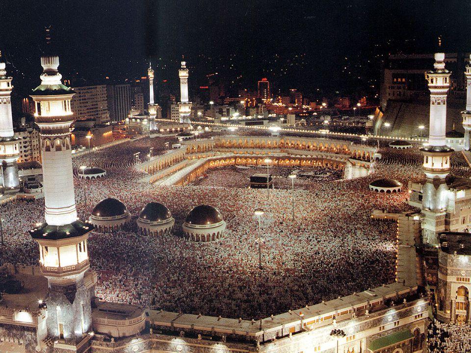La legge islamica È riassunta nei cinque pilastri : 1.Professione di fede ( Shahada ): C'è un solo Dio, Allah e Maometto è il Suo Profeta 2.Preghiera 5 volte al giorno verso La Mecca.