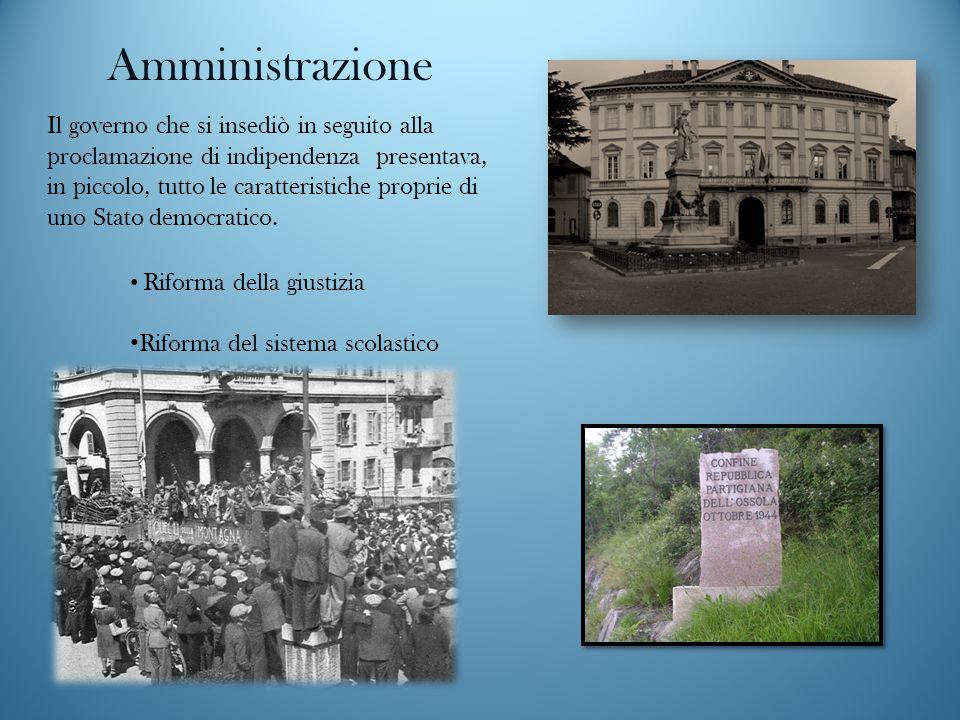 Amministrazione Riforma della giustizia Riforma del sistema scolastico Il governo che si insediò in seguito alla proclamazione di indipendenza present