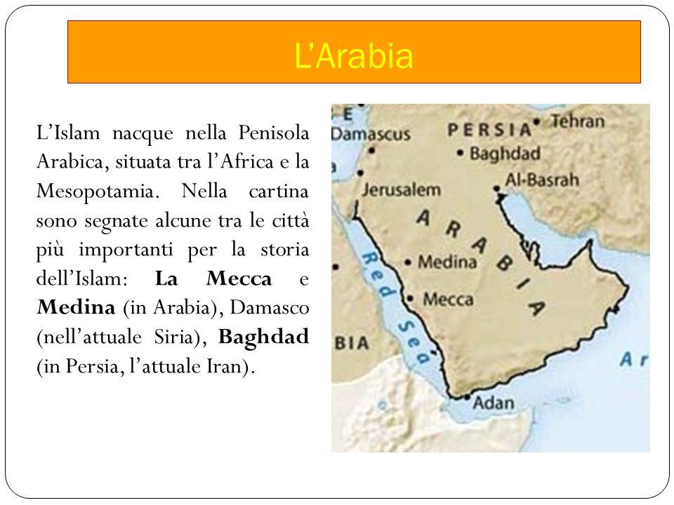 Una pagina del Corano