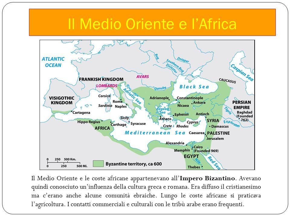 Molto sviluppate erano le città, tra cui Damasco, Il Cairo, Cordoba, Palermo, Baghdad.