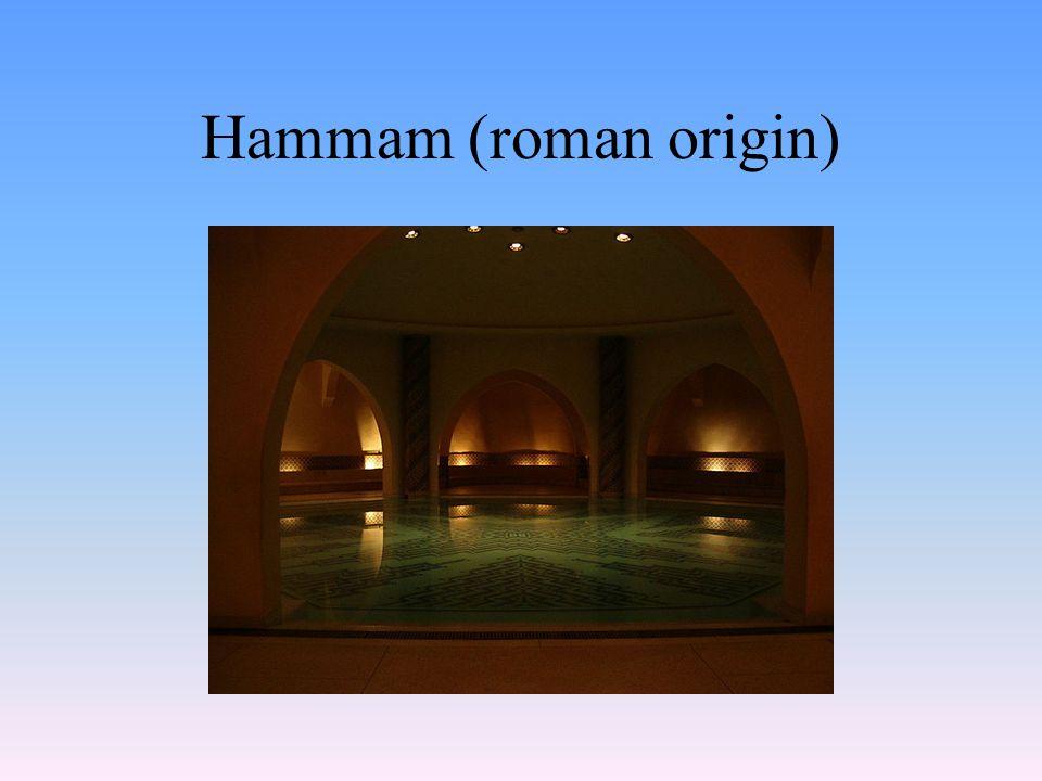 Hammam (roman origin)