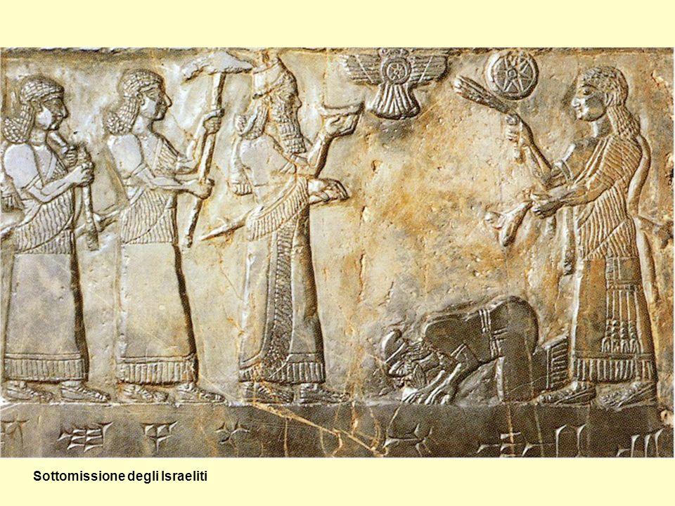 Sottomissione degli Israeliti
