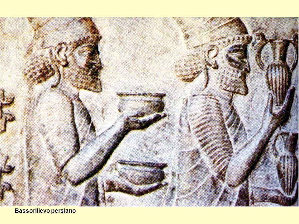 Bassorilievo persiano