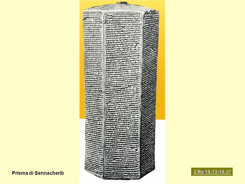 Il re d'Israele Iehu tributario degli Assiri