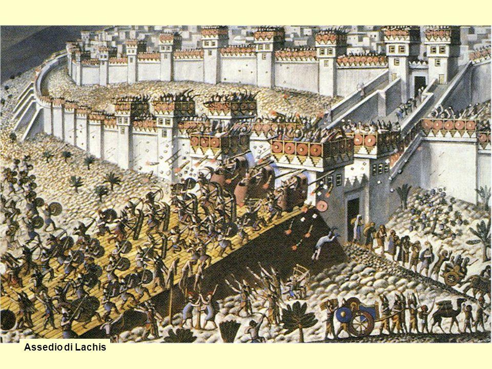 Assedio di Lachis, bassorilievo assiro 2 Re 182 Re 18; Is 36-37Is 36-37