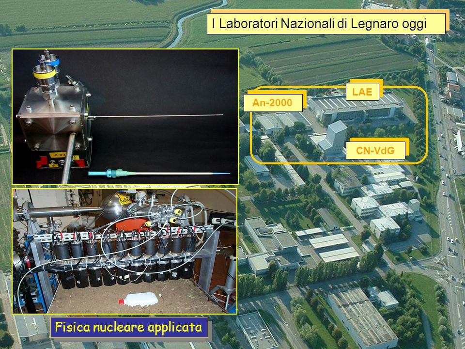 Rivelazione delle Onde Gravitazionali I Laboratori Nazionali di Legnaro oggi Auriga
