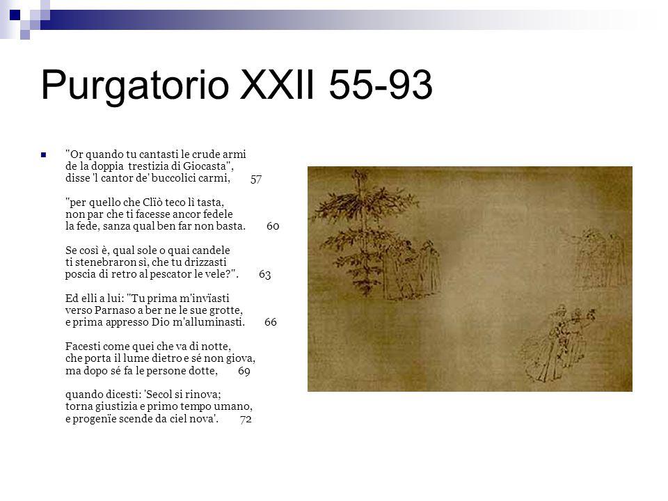 Purgatorio XXII 55-93
