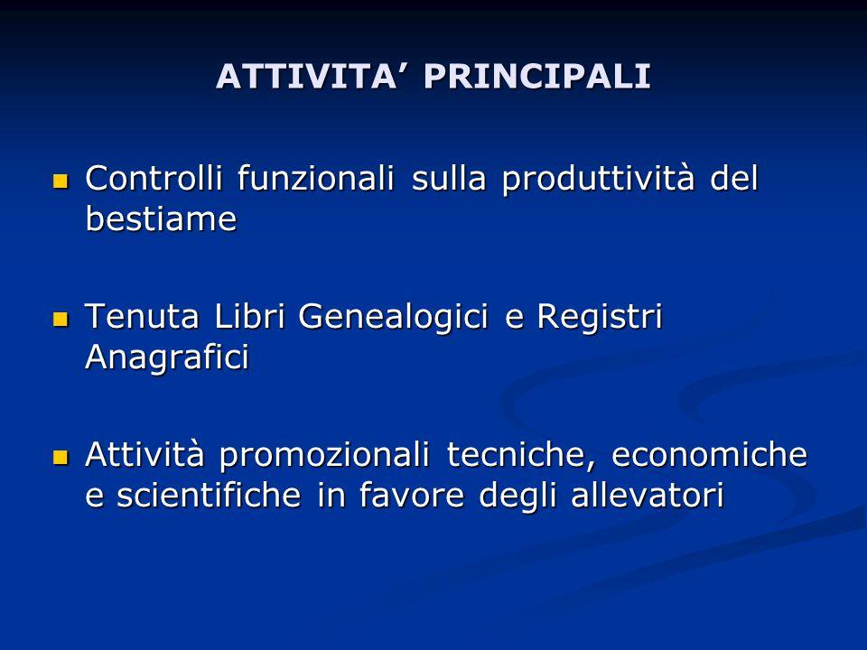 CONCLUSIONI Prodotti Zootecnici made in Italy Sicurezza alimentare Innovazione della genetica animale Marchi di qualità Rilancio della zootecnia da carne Allevamento ecosostenibile