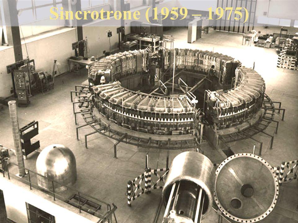 7 Sincrotrone (1959 – 1975)