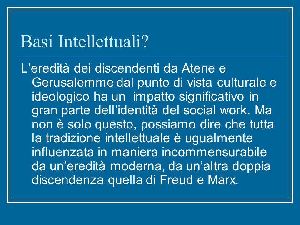 Basi Intellettuali.