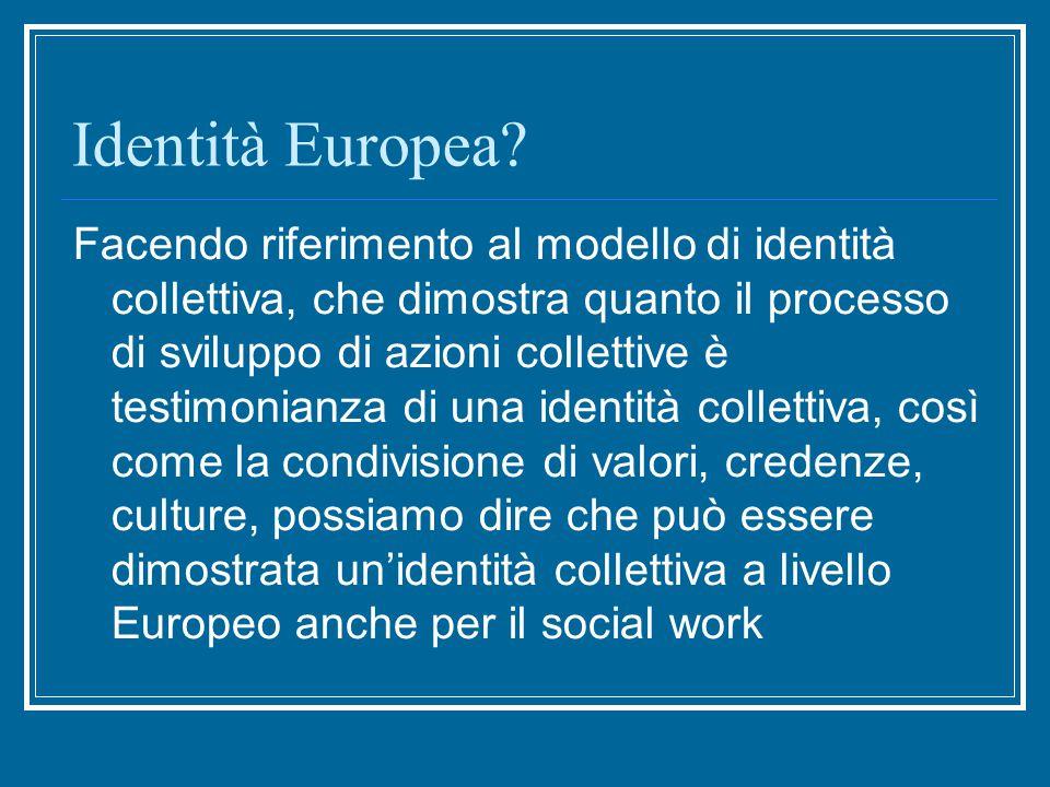 Identità Europea.