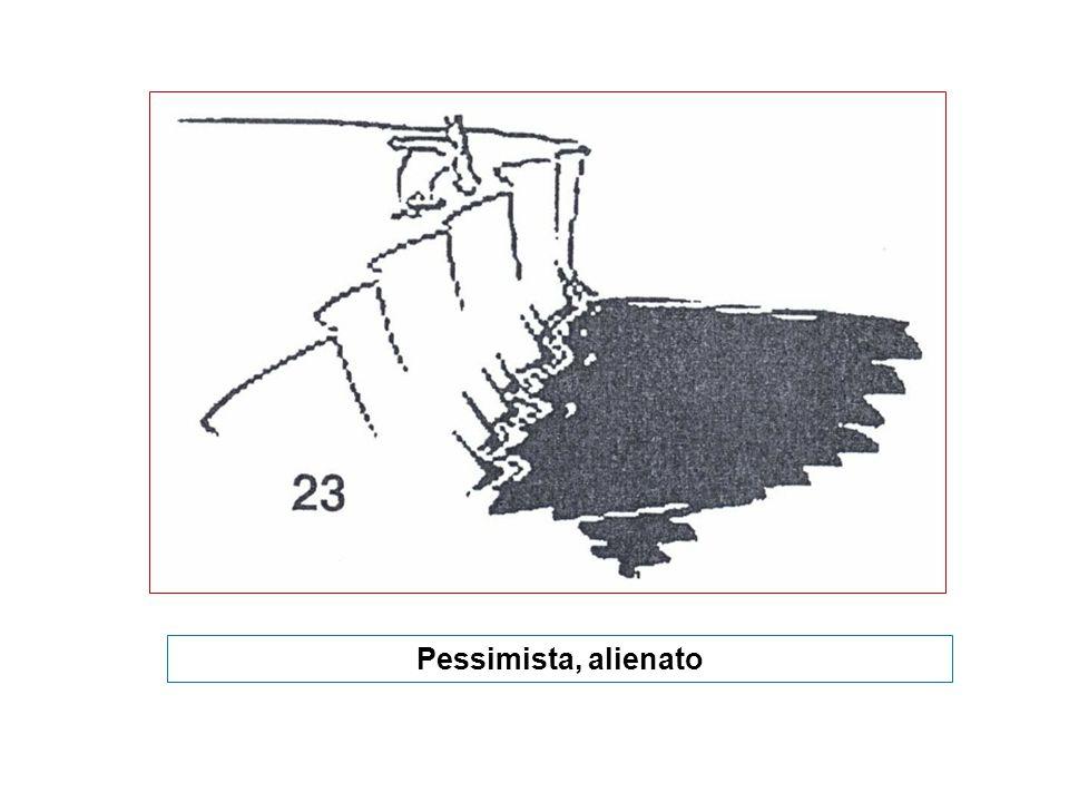 Pessimista, alienato