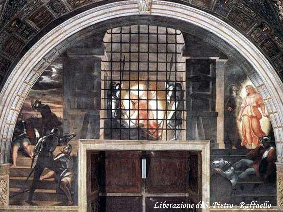 Liberazione di S. Pietro - Raffaello