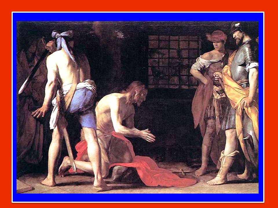 Il Battista non si limita a predicare la penitenza, la conversione, ma, riconoscendo Gesù come «l'Agnello di Dio» venuto a togliere il peccato del mondo, ha la profonda umiltà di mostrare in Gesù il vero Inviato di Dio, facendosi da parte perché Cristo possa crescere, essere ascoltato e seguito Il Battista non si limita a predicare la penitenza, la conversione, ma, riconoscendo Gesù come «l'Agnello di Dio» venuto a togliere il peccato del mondo, ha la profonda umiltà di mostrare in Gesù il vero Inviato di Dio, facendosi da parte perché Cristo possa crescere, essere ascoltato e seguito